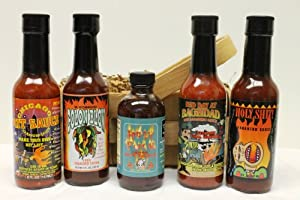 Deli Direct Ultimate Hot Sauces from DeliDirect