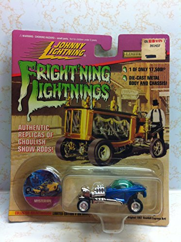 Fright'ning Lightnings Mysterion Boothill Express Series #2