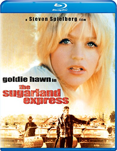 Blu-ray : The Sugarland Express (Snap Case)