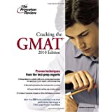 Cracking the GMAT, 2010 Editionby Princeton Review