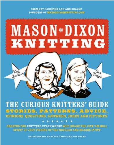 Knitting Puns List : Knitting in stitches