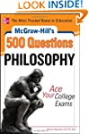 McGraw-Hill's 500 Philosophy Question...