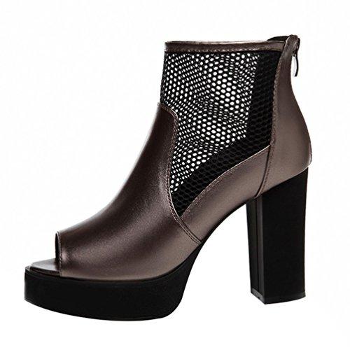 fq-real-womens-new-style-breathable-peep-toe-mesh-block-heel-platform-sandals-5-ukguncolor