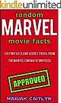 Random Marvel Movie Facts You Probabl...