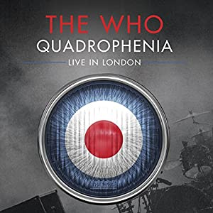 Quadrophenia: Live In London (2CD Audio)