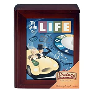 Game of Life Library Edition board game!