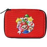 Official Nintendo Mario Travel Case for Nintendo 3DS, 3DS XL, DS, DSi & DSi XL