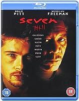 Seven [Blu-ray] [1995] [Region Free]