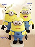 Despicable Me Deluxe 50cm Plush Figure Minion Plush Doll Dave Stuart Stewart (Style 2)
