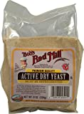 One 8 oz Bob's Red Mill Active Dry Yeast Gluten Free
