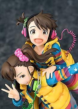 アイドルマスター 双海亜美&双海真美 1/8スケール ABS&PVC製 塗装済み完成品フィギュア