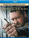 Robin Hood - Unrated Directors Cut [Blu-ray]