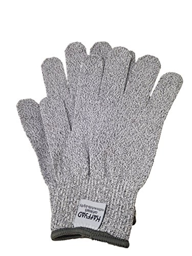 Kaffyad L2PK Level 5 Cut Resistant Kitchen & Work Safety Gloves, Protection from Knives, Mandolins & Graters, Best for Cutting