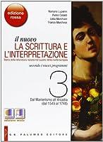 Il nuovo. La scrittura e l'interpretazione. Ediz. rossa. Con espansione online. Per le Scuole superiori: 3