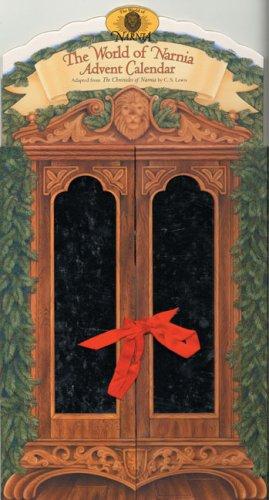 The World Of Narnia Advent Calendar