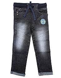 Babeezworld Black Jeans (5-6 Year)
