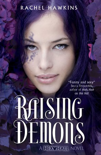 hex-hall-raising-demons-english-edition