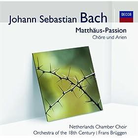 """J.S. Bach: St. Matthew Passion, BWV 244 / Part One - No.17 Choral: """"Ich will hier bei dir stehen"""""""