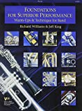 W32FL - Foundations for Superior Performance: Warm-ups and Technique for Band : Flute
