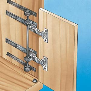 Rack and Pinion Flipper Door System - Long Version with 26'' slide ...