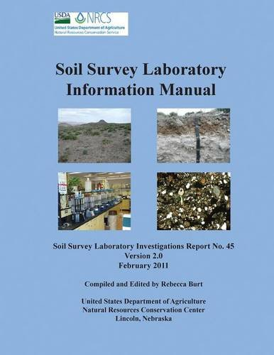 Biography of author natural resources conservation service for Soil investigation report