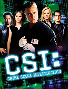 CSI: The Complete Second Season (6 Disks)