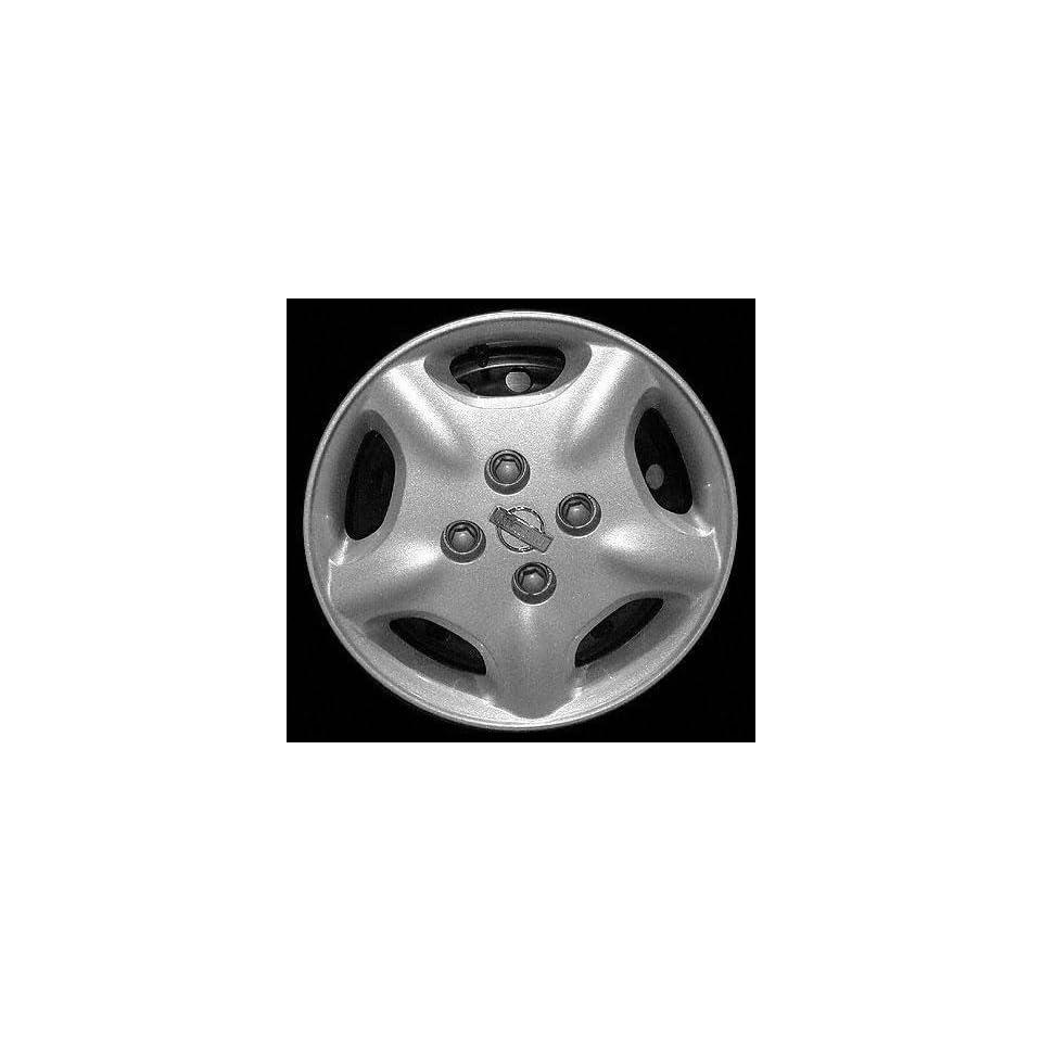 00 01 NISSAN ALTIMA WHEEL COVER HUBCAP HUB CAP 15 INCH, 5 SPOKE BRIGHT SILVER 15 inch (center not included) (2000 00 2001 01) N261212 FWC53063U20