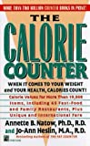 img - for The CALORIE COUNTER book / textbook / text book
