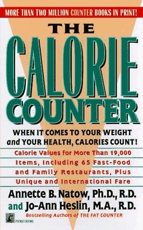 The CALORIE COUNTER