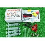 ヘイズ Hays エイヴィッド AVID HOPE 対応 DOTオイル系 油圧ディスクブレーキ エア抜き ブリーディングキット