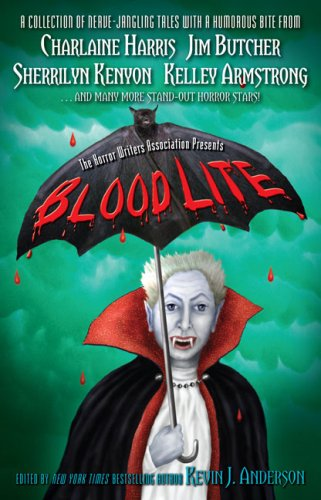 Image of Blood Lite: An Anthology of Humorous Horror Stories Presented by the Horror Writers Association