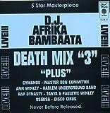 echange, troc afrika bambaataa - death mix 3