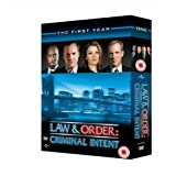 "Law & Order: Criminal Intent - Season 1 [6 DVDs] [UK Import]von ""Law and Order:..."""