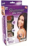 Shimmer Glitter Tattoos- (10 Count)