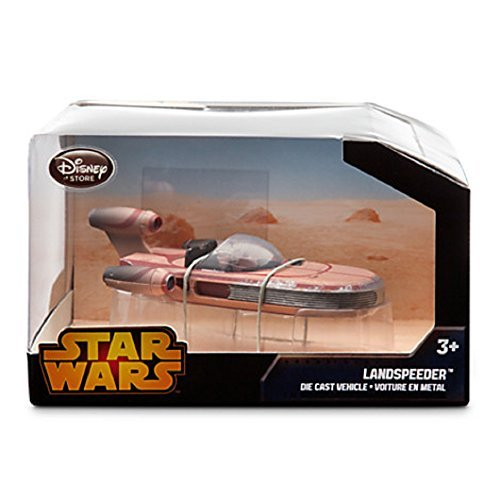 Star Wars Diecast Vehicle Landspeeder