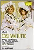 echange, troc Mozart : Cosi fan tutte - Coffret 2 DVD