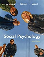 Social Psychology (7th Edition)