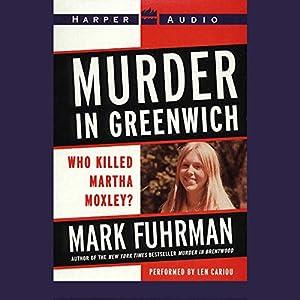 Murder In Greenwich Audiobook