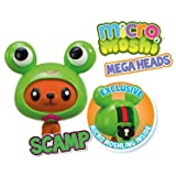 Moshi Monsters Mega Heads Scamp