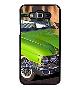 Fuson Premium 2D Back Case Cover STYLISH CAR With Brown Background Degined For Samsung Galaxy Grand 3 G720::Samsung Galaxy Grand Max G720