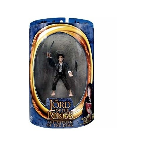 Lord of the Rings Return of the King Prologue Bilbo Action Figure