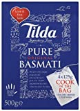 Tilda Boil in the Bag Pure Basmati Rice 500g