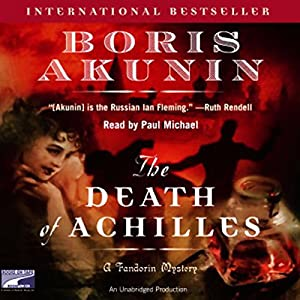 The Death of Achilles Audiobook