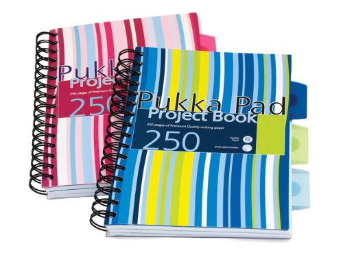pukka-a5-project-book-pink-blue