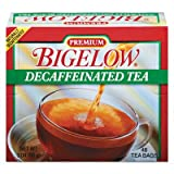 Bigelow Tea Company Single Flavor Tea, Decaffeinated Black, 48 Bags/Box (BTC00356) Category: Tea