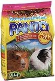 Panto Meerschweinchen Futter, 2er Pack (2 x 2.5 kg)