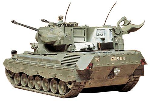 Tamiya-300035099-135-Bundeswehr-Flak-Panzer-Gepard-1-Stck