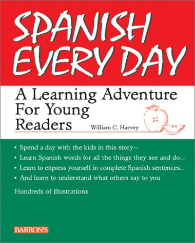 Spanish Everyday Package: A Learning Adventure for Young Readers