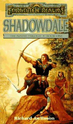 Shadowdale (Forgotten Realms:  Avatar Trilogy, Book One), Awlinson,Richard