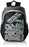 #1: American Tourister 29 Ltrs Black Casual Backpack (AMT CRUNK 2017 BKPK 05- BLACK)